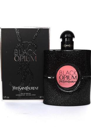 "Женские духи yves saint laurent ""black opium"""