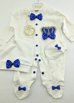 Человечек для новорожденного 0 3 и 6 месяцев