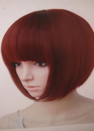 13 женский парик из искусственных волос.