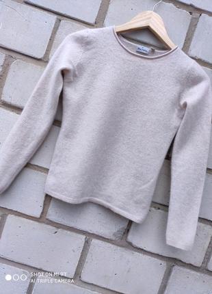 Теплый 100% кашемированый свитер раз.xs-s