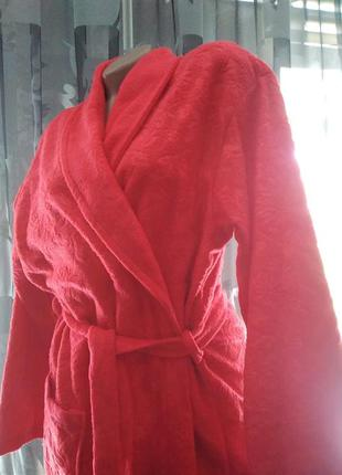 Красивый домашний халат, большого размера.