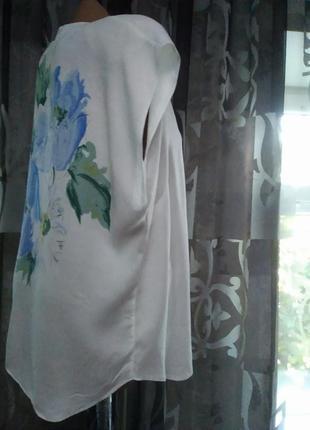 Красивая нежная блузочка, большого размера