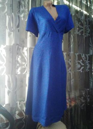 Красивое летнее платье, большого размера