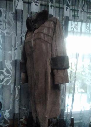 Красивейшие, стильное пальто, большого размера