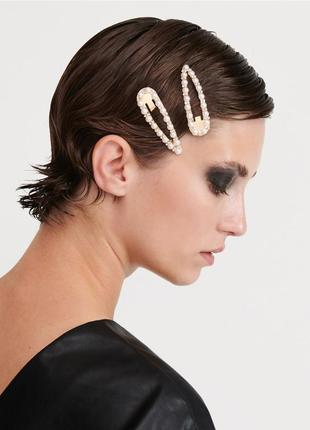 Красивые заколки для волос новые