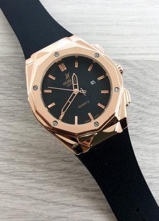 Часы Hublot Big Bang Brink 882888 Gold-Black