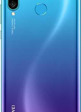 Задняя крышка корпуса телефона Huawei P30 Lite Blue