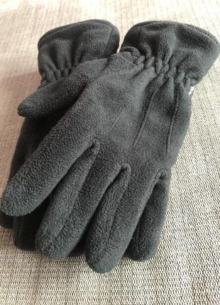 Флісові рукавички charles voegele 'switzerland