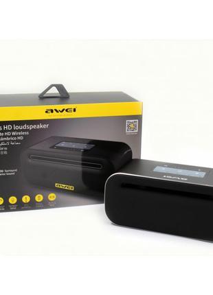Портативная Bluetooth колонка Awei Y600,