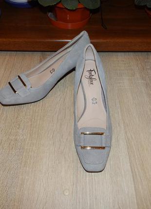 Туфли marks & spencer footglove wider fit