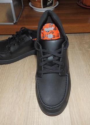 Повседневная школьная обувь , туфли , мокасины clarks loris st...