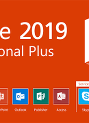 Microsoft Office 2019 Professional Plus Download and Key 32/64 Bi