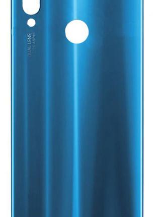 Задняя крышка корпуса Huawei P20 Lite Blue