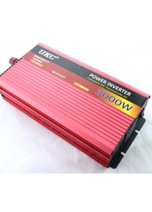 Преобразователь AC/DC AR 3000W 12V
