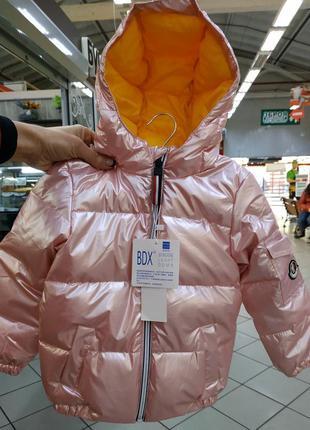 Детская куртка - пуховик 👍