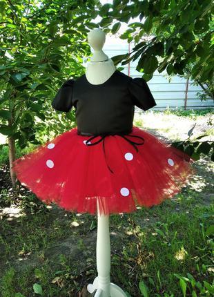 Платье божья коровка детское на любой праздник