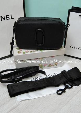 Женская сумка клатч в стиле marc jacobs марк якобс в коробке