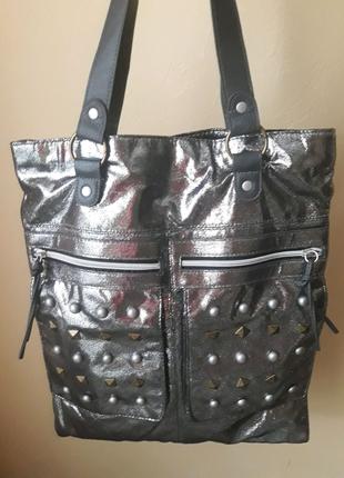 Новая женская сумка шоппер Claires