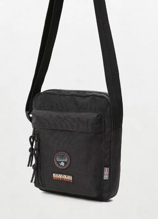Оригинальная сумка Napapijri Hoyage Cross Black (N0YKD2041)
