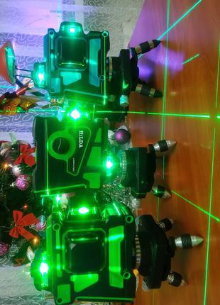 Лазерный 3D нивелир.