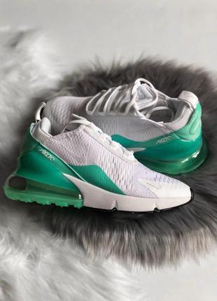 Потрясающие воображение женские кроссовки nike air max 270/вес...
