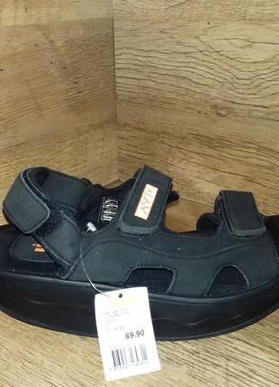 Сандалии унисекс avic способствуют похудению обувь из германии...