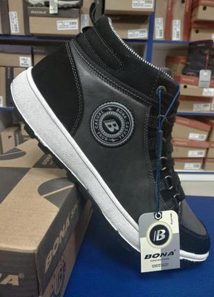 Ботинки зимние мужские bona стиль и комфорт р. 41 45 46