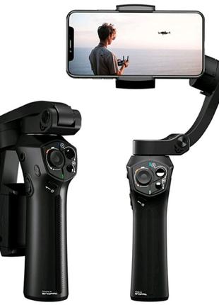 Селфи стабилизатор новый SNOPPA 3-осевой складной для смартфонов