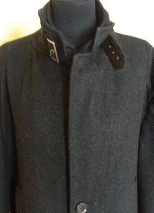 Пальто серое  finshley&harding раз.52-54
