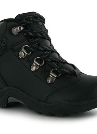 Gelert новые кожаные демисезонные ботинки на мальчика