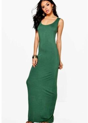 Платье  длинное  44 размер новое в пол 14 февраля крутое распр...