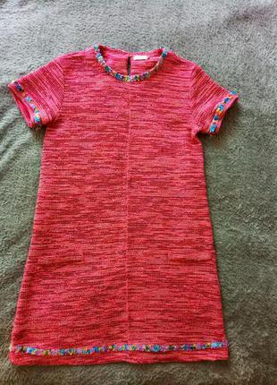 Красивое брендовое платье на девочку 11 лет