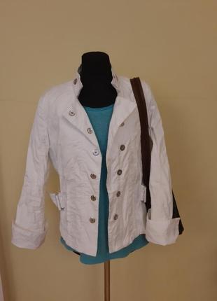 Стильная куртка косуха ветровка пиджак airfield раз.36-38