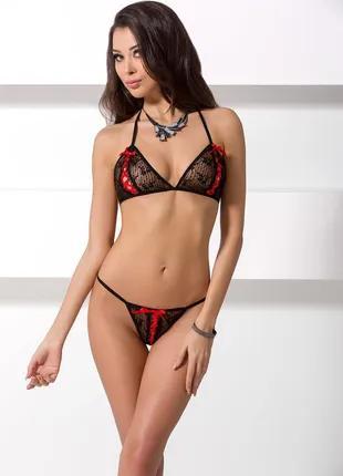 Melissa BIKINI black S/M/L/XL/XXL/XXXL