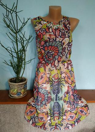 Новое платье с камнями