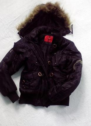Куртка. мех натуральный