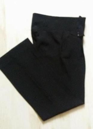 Широкие брюки завышенная талия. свободный прямой крой   riani ...