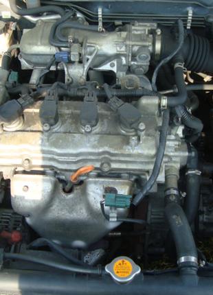 Б/у Двигатель в сборе Nissan Almera n16 1.5 benz QG15