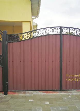 Ворота побутові й промислові