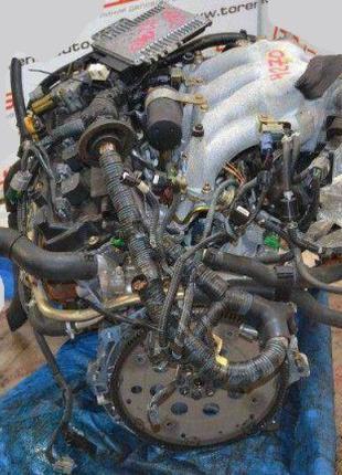 Б/у Двигатель в сборе Nissan Teana 2.3 j31 VQ23