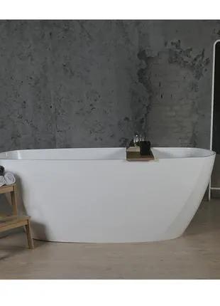Ванна из литого мрамора Fancy Marble Albert 175x78,5