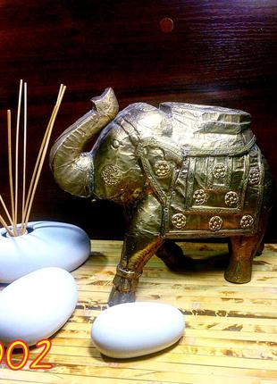 Слон статуэтка