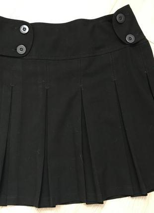 Школьная юбка некст 13 лет