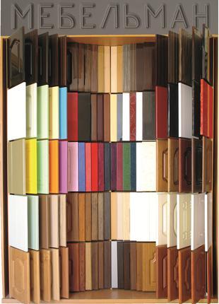 Кухонні фасади МДФ, дверні накладки, стінові панелі