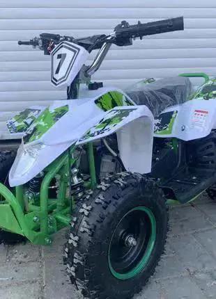 """Детский квадроцикл новой модели с """"полным фаршем"""" 65 куб.см.!"""