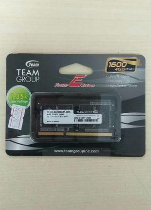 Оперативная память SODIMM DDR3-1600 для ноутбуков