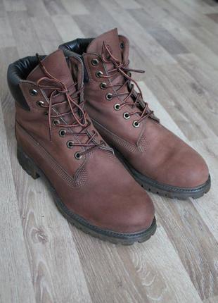 Ботинки timberland made in usa оригінал черевики сша натуральн...