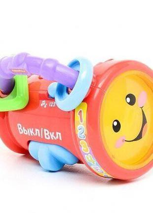 Интерактивная игрушка Fisher Price Умный фонарик на русском BCD63