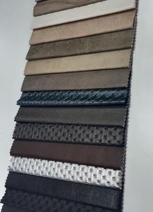 Мебельные ткани кож зам
