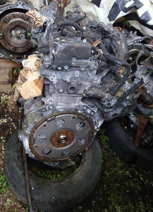 Б/у Двигатель в сборе Toyota Land Cruiser Prado 120